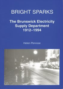 Commissioned by Brunswick City Council in 1995 after BESD amalgamated with CitiPower.