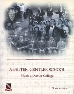 Commissioned by The Eldon Hogan Trust to celebrate music's enriching influence at Xavier College. Published 1999.