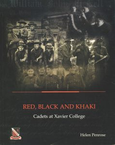 Commissioned by The Eldon Hogan Trust to explore the history of the cadet corps at Xavier College. Published 1999.