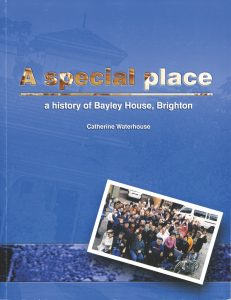 Commissioned by Bayley House in celebration of 50 years. Published 2001.