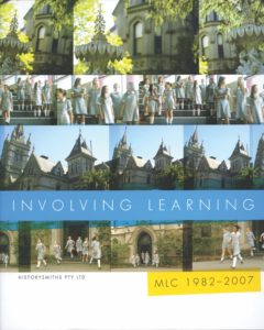 Commissioned by MLC to capture the transformation in education during the 25 years leading up to the school's 125th anniversary. Published 2007.