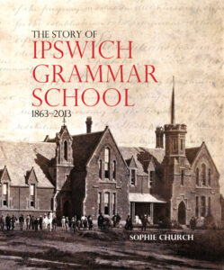 Commissioned by Ipswich Grammar School in celebration of its sesquicentenary. Published in 2013. Awarded a Silver Governor's Award, Queensland Heritage Awards 2013 and Gold, Ipswich Heritage Awards 2013.