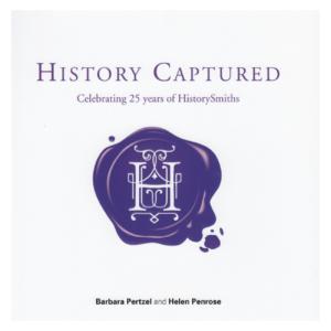 History captured: celebrating 25 years of HistorySmiths
